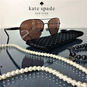 Kate Spade New York Blossom Aviator Sunglasses 🌹